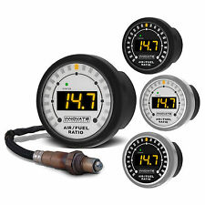 Innovate 3844 MTX-L Digital Wideband Air Fuel Ratio Gauge AFR UEGO LSU4.9 Kit
