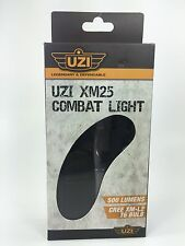 Uzi XM25 Combat Light UZI-TFL-XM25 500 lumen torch flash light black aluminum