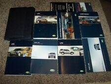 2005 Land Rover LR3 Owner Owner's User Guide Operator Manual SE HSE 4.4L V8