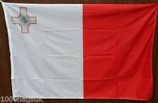 Malta Flag - 2:3 Ratio with Correct Pantone Colours *** TO CLEAR ***