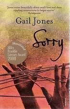 Sorry by Gail Jones (Paperback, 2008)