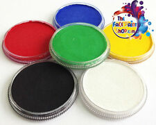 Small Essential Face Painting Kit-Diamond FX Professional Face Paints