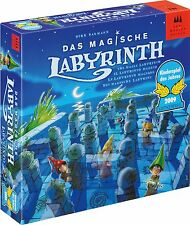 The Magic Labyrinth Family Board Game - 3D maze game NEW