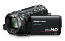 PANASONIC HDC-SD600 CAMCORDER BOXED 3MOS HD SDHC CARD DIGITAL HIGH DEFINITION