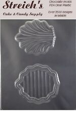 Sea Shell Pour Box Chocolate Candy Mold