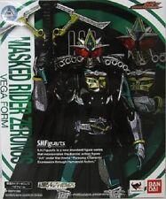 Used Bandai S.H.Figuarts Masked Kamen Rider Den-O Zeronos Vega Form Pre-PAINTED