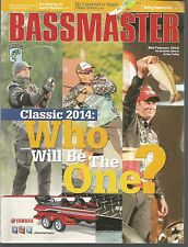 Bassmaster Mid February 2014 Classic 2014 Who Will Be The One/Aaron Martens