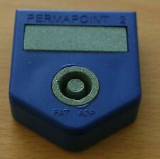 Permapoint 2 Dart Point Protector/Sharpener (Blue).