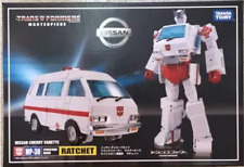 Transformers Japanese version of the master MP30 ambulance unofficial version