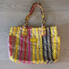 MARC by MARC JACOBS Pretty Nylon TATE Chinchilla Multi Chevron Tote