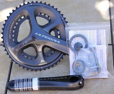 NEW Shimano Ultegra FC-6800 Road Bike Compact Crankset/English BB 175mm 50/34