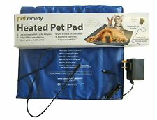 Heated Pet Pad - For all animals, low voltage, Petsavers, Pet Remedy