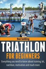 Triathlon For Beginners: Everything you need to know about training, nutrition,