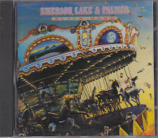 EMERSON LAKE & PALMER - black moon CD