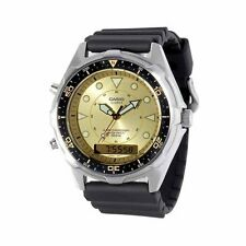 CASIO MEN AMW320D-9EV ANA-DIGI ALARM CHRONOGRAPH DIVING WATCH