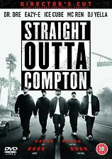 STRAIGHT OUTTA / OUT OF COMPTON - THE TRUE LIFE STORY OF NWA MOVIE FILM DVD NEW