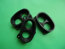 Kawasaki Z1300 NEW Inlet Rubbers / Intake Manifolds Rubber KZ1300 / SET OF 3