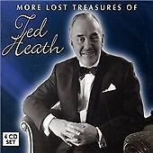 More Lost Treasures Of Ted Heath 4-disc Cd Box set