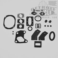 DMT MOPAR PREMIUM Black 66 70 B Body NON A/C AC Firewall Gasket Seal Kit Set