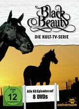 § 8 DVDs * BLACK BEAUTY, KOMPLETTBOX # NEU OVP §