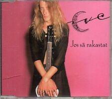(936Z) Eve, Jos sa rakastat - CD Single