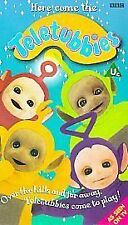 Teletubbies - Here Come The Teletubbies (VHS/SH, 1999) Video Not DVD 50p sale