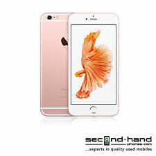 Apple iPhone 6s 16GB Unlocked Rose Gold Grade A Excellent Condition