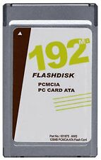 192MB Gigaram PCMCIA ATA Flash Card (p/n ATA-192MB-MT)