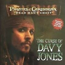 Pirates of the Caribbean Movie Picturebook (Paperback) -  NEW