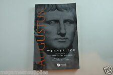 The Age of Augustus by Werner Eck (2002) 1st Edition Paperback Book GREAT SHAPE