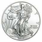 2013 1 oz Silver American Eagle Coin - Brilliant Uncirculated - SKU #72459