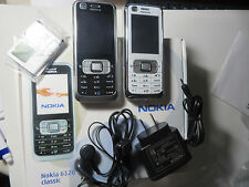 Brand New Nokia 6120 Classic Next G 6120i 6120c Unlocked Mobile Phone Black