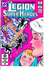Legion of Super Heroes #292