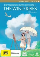 The Wind Rises DVD NEW