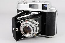 【Excellent+++】Konica Pearl IV Film Cameras w/ Hexar 75mm F3.5 Lens from Japan