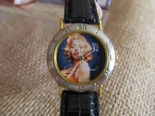 New WATCH 1995 MARILYN MONROE COMMEMORATIVE  RELEASED BY THE U.S. POSTAL SERVICE