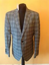 Men's HACKET Grey Luxury Fitted Suit - 40R (New With Tags)