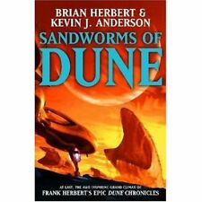 Sandworms of Dune By Brian Herbert  Kevin J. Anderson;