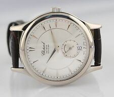 Chopard  LUC 16/1860  Limited Edition  18k White Gold  Wristwatch
