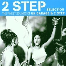 2 Step Selection - the Finest Sound of UK Garage STEPPERS ROSIE GAINES MJ COLE