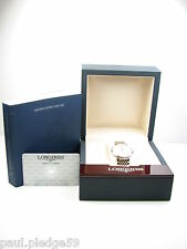 Longines Men's Classic La Grande Classique Steel Bracelet Watch L4.709.4.11.6
