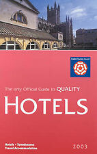 Hotels in England 2003 (Where to Stay), English Tourism Council