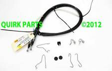 01-04 VW Volkswagen Jetta Golf & 98-10 Beetle REAR Emergency Brake Cable Kit OEM