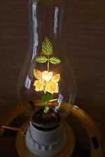 # 91 VINTAGE AEROLUX FLOWER NEON GLOWING LIGHT BULB DECORATIVE/WORKS!