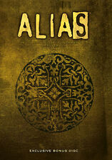 ALIAS - COMPLETE COLLECTION - SERIES 1 TO 5 - DVD - REGION 2 UK