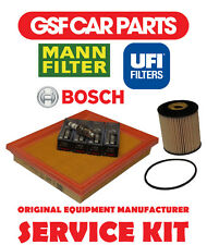 Service Kit Oil Air Filters & Spark Plugs Replacement Part Mini One Cooper