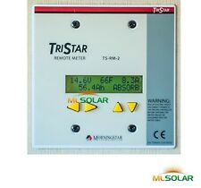 MorningStar TriStar TS-RM-2 Solar Panel Charge Controller Meter