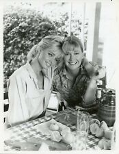 TERI COPLEY DIANE LADD SMILING PORTRAIT I MARRIED A CENTERFOLD 1984 NBC TV PHOTO