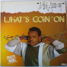 "MIKE ANTHONY  (Maxi 45T 12"")  WHAT'S GOIN ON"