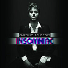 Insomniac by Enrique Iglesias (CD, Jun-2007, Interscope (USA))